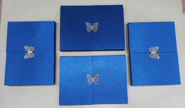 Nakshatra Wedding Cards Gallery