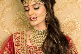 Akanksha Makeup Artist, Lucknow