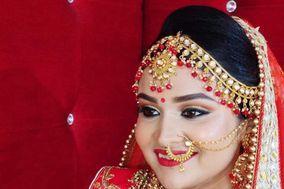Akanksha Makeup Artist, Lucknow