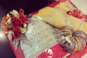The Dazzling Wraps by Sugandha