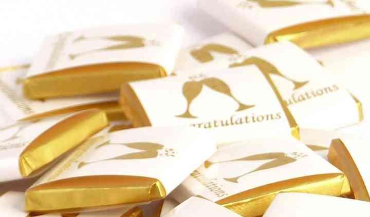 Congratulatory Chocolates