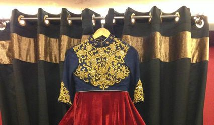 Kanika & Sugandh- Luxurious Couture