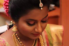 Makeup Mithra Bridal Artistry, M2 Bridal Studio