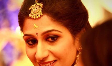 Salman Raza Makeup & Hair Art 1