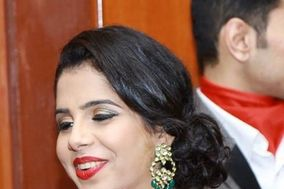 Roshnee Chawla Hair and Makeup Artist