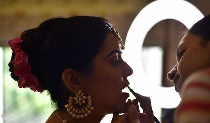 Blushing Noir by Veepasha