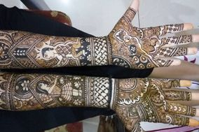 Mehndi Art Creation, Agra