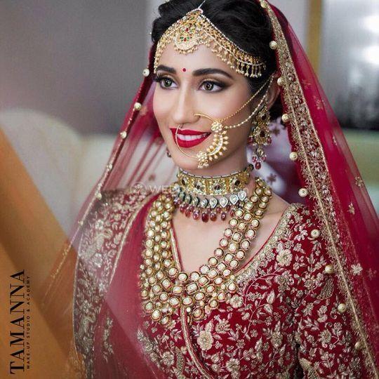 Tamanna Makeup Artistry