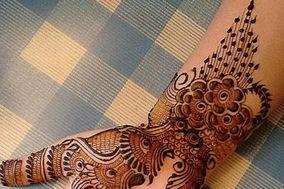 Designer Mehandi Art