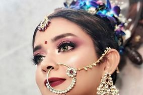 Makeup by Ieshita Arora