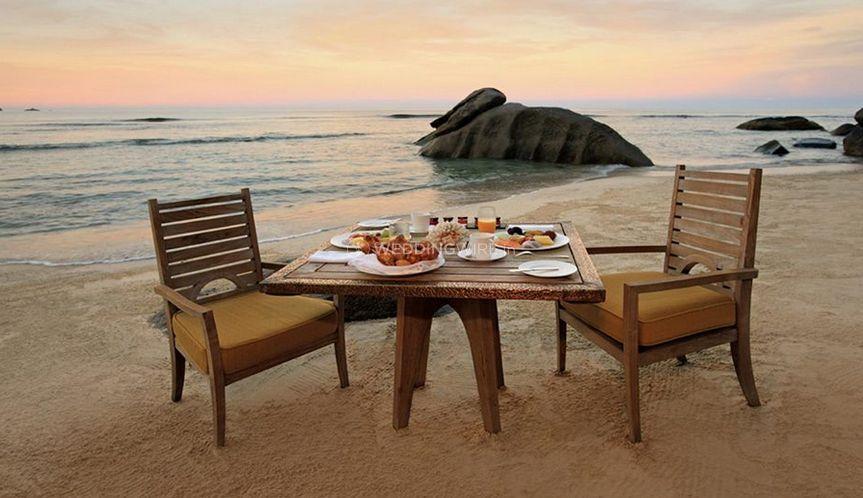 Ideal honeymoon package
