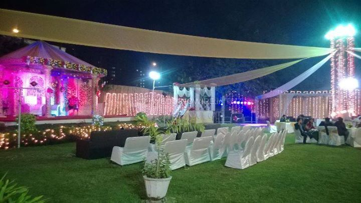 Wedding decor from yojna the party lawn photo 9 wedding decor yojna the party lawn junglespirit Image collections