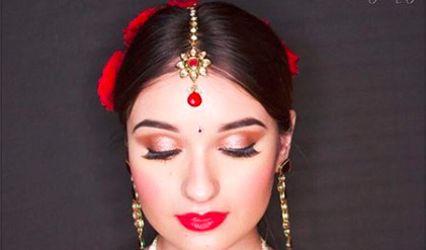Kanika Ahuja Maquillage