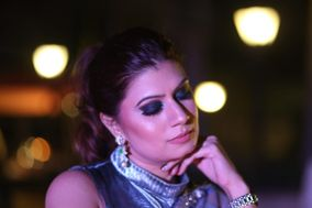 Makeup by Tanvi Wahi