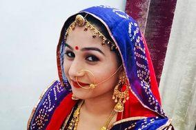 Makeup Artist Santosh Sharma