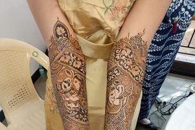 Fathima Mehandi Artist