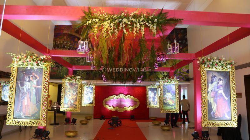 Banquet entrance