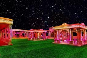 EVENTS, EXPO, WEDDING, TV SETS - Planning, Built-up & Management