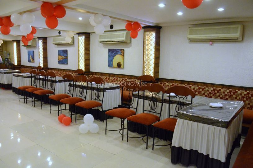Seating Arrangement From Anmol Party Hall Photo 4