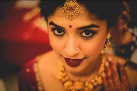 Makeup by Drushya Sridhar
