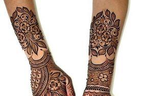 Mansi Mehndi Artist and Beauty Parlour