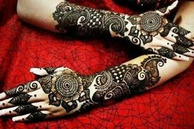 Manoj Gupta Mehandi Arts
