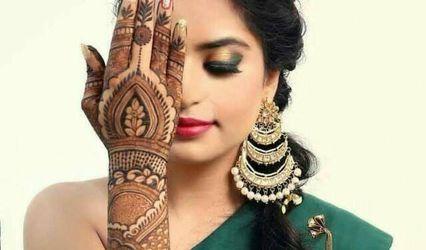 Manoj Gupta Mehandi Arts 1