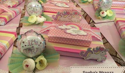 Sneha's Wrapzz