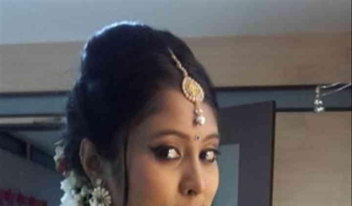 Shruthipraveen - Makeup Artist