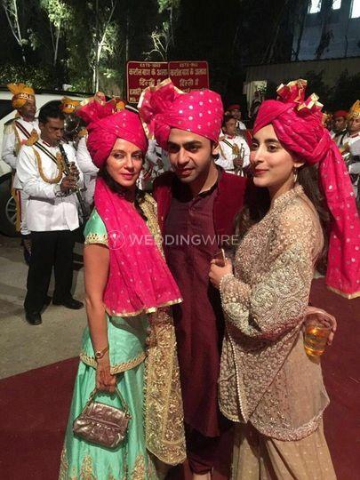 S.Kulwant Singh's Wedding Pagri House