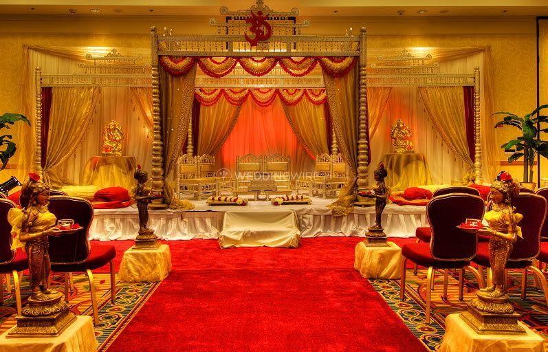 Wedding venue- Banquet hall