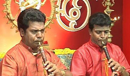 SRM musical group thavil Nadaswaram