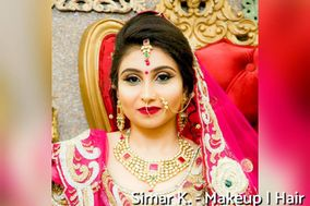 Simar K. - Makeup & Hair