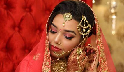 Simar K - Makeup Studio & Academy 1