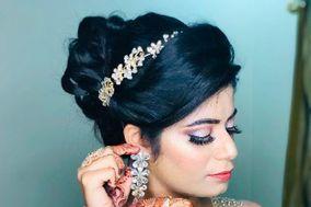 Parigya Puri Makeup Artist And Hairstylist, Kanpur