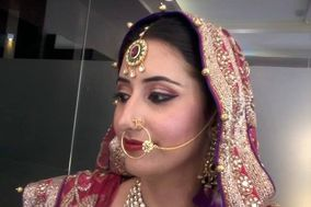 Makeup Artist Tanu