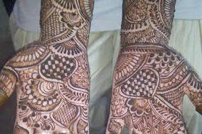 Vinod Mehandi Artist