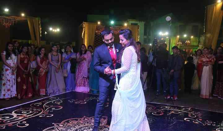 Aditi and Tanya Wedding Choreography