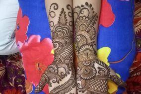 Vinay Sharma Mehandi Artist