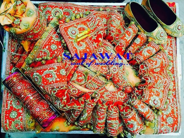 Wedding Dress From Sajawat Packers And Decorators Photo 1