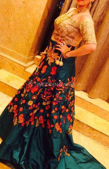 Jahaan by Nisha