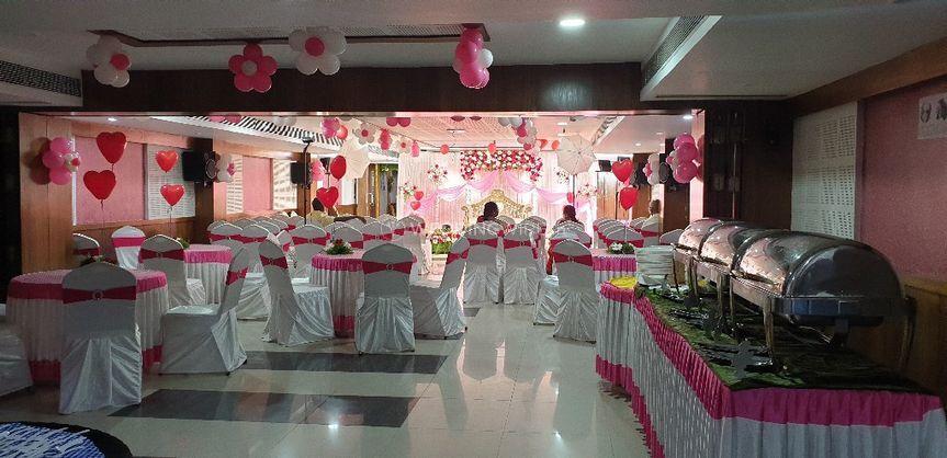 Banquet venue