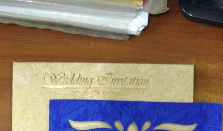 Santosh Brothers Wedding Cards