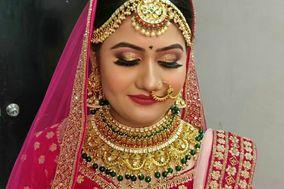 Makeup by Sabrina Farooqui, Vaishali Nagar
