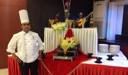 Overseas Caterers, Mahavir Enclave