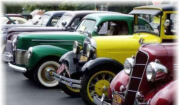DJC Vintage Car Rentals