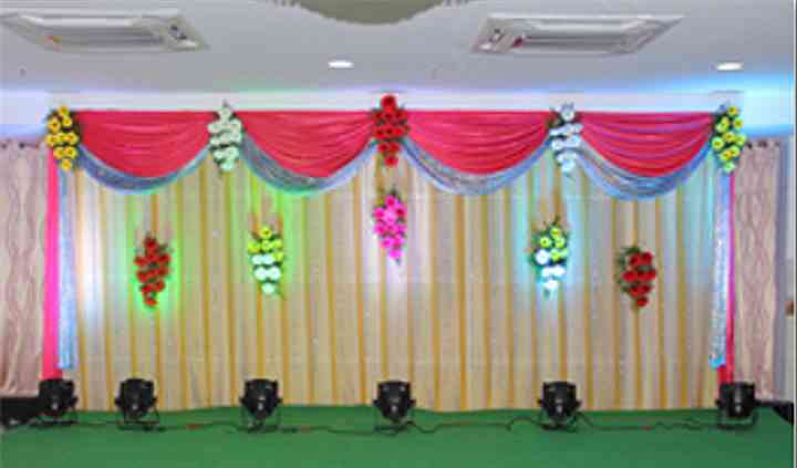 Decoration for events