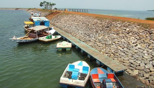 Honeymoon destination chilika