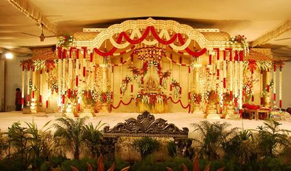 Decorations and Flora by Aharam Kumar