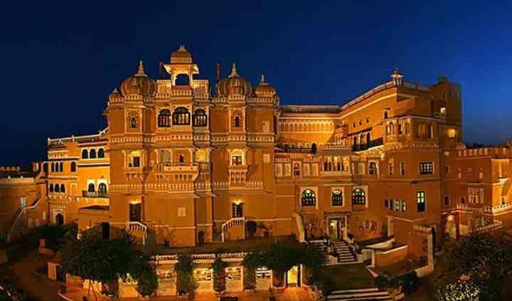Deogarh Mahal